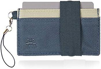 Crabby Gear Front Pocket Men's Minimalist Wallet