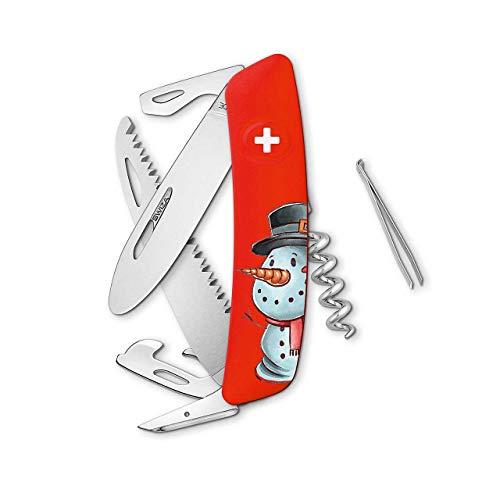 SWIZA X-MAS J06 Snowman 690730 - Muñeco de Nieve Infantil