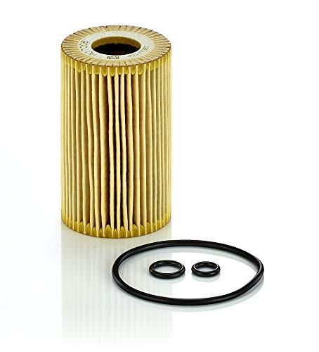Metallfreier MANN Ölfilter für den Ölwechsel beim VW Passat B7