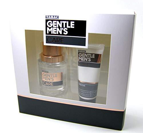 Tabac Gentle Men`s Care Homme Set Edt Spray 40 ml + Feuchtigkeitscreme 20 ml
