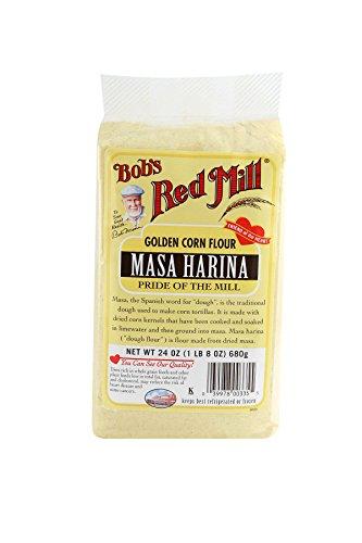 Bob's Red Mill Corn Flour Golden Masa, 24 Ounce