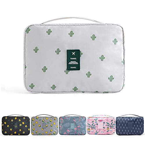 Hanging Travel Toiletry Bag,Wash Bag Portable Make Up Bag for Women,Large Capacity Cosmetic Bag Perfect for Travel/Daily Use