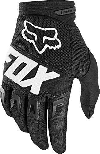 Fox Racing Dirtpaw Race ユースオフロードバイクグローブ ブラック/XS