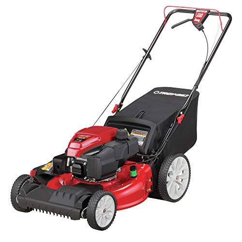 Troy-Bilt 12AVB2MR766 21 in. Self-Propelled 3-in-1 Front Wheel Drive Mower with 159cc OHV Troy-Bilt Engine -  Mtd Products