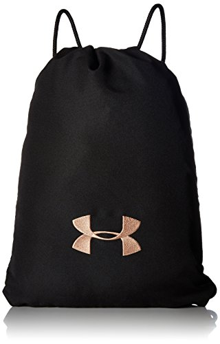 Under Armour Ozsee Cupron Sackpack,Black (001)/Black, One Size