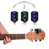 Immagine 1 asmuse accordatore clip per chitarra