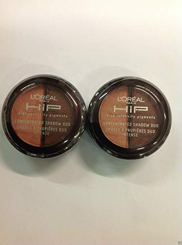 Loreal HIP Concentrated shadow #838 Playful 2 Pack