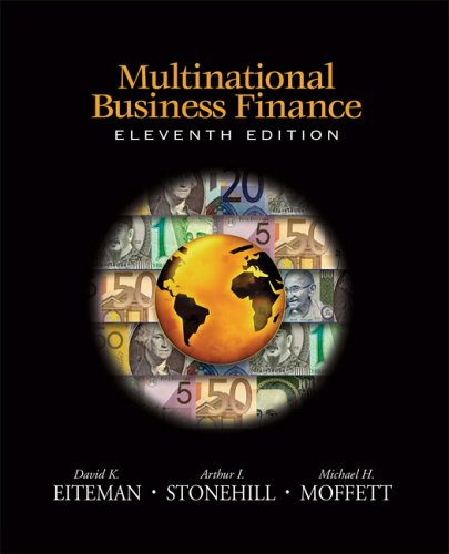 Multinational Business Finance (11th Edition)