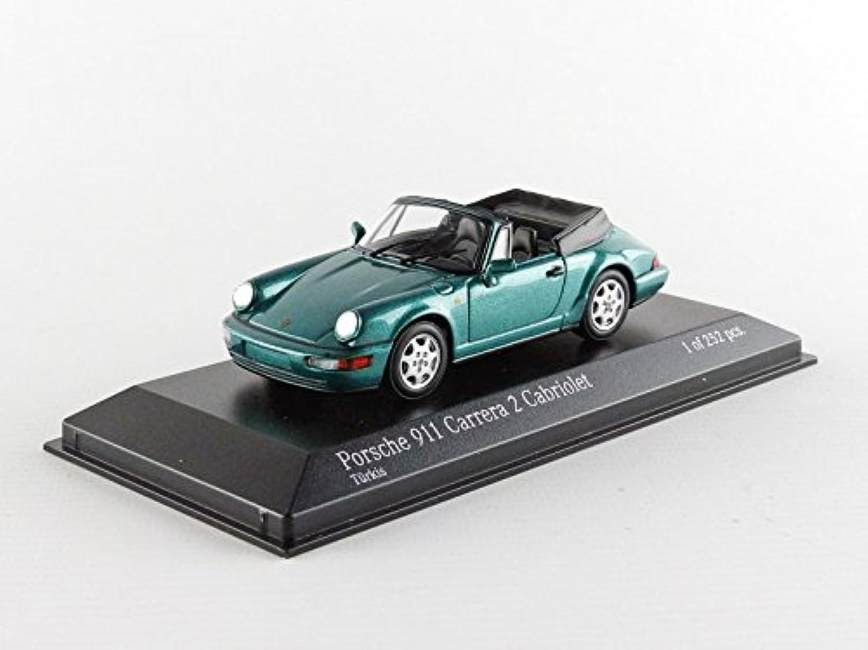 descuento Minichamps 430067332 430067332 430067332 - Modelo de Juguete de cóctel (Escala 1 43), Diseño de Porsche 911 Cocherera 2, Color Turquesa  buscando agente de ventas