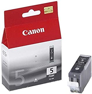 New - Black Ink Tank PGI5BK by Canon Computer Systems - 0628B002