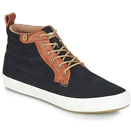 Faguo - Boots Hommes - F18CG0208-44 Bleu/Multicolor