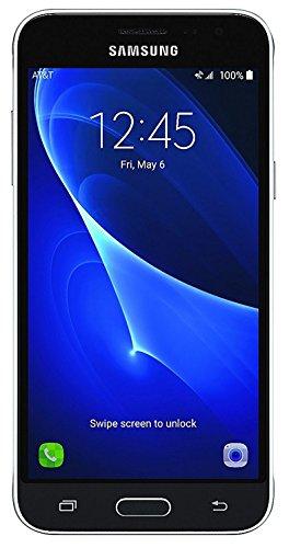 Samsung Galaxy J3 J320A 16GB AT&T Unlocked 4G LTE Quad-Core Phone - Black