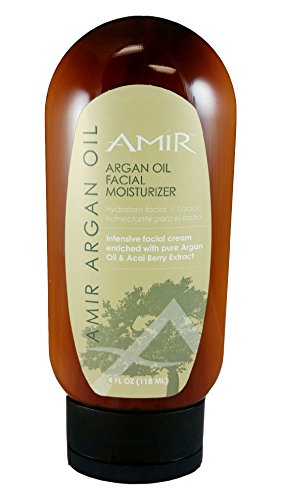 Amir Argan Oil Facial Moisturizer, 4.0 fl. oz. by Amil Argan Oil