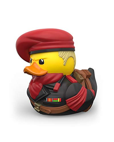 TUBBZ Metal Gear Solid Ocelot Collectible Rubber Duck Figurine – Official Metal Gear Solid Merchandise – Unique Limited Edition Collectors Vinyl Gift
