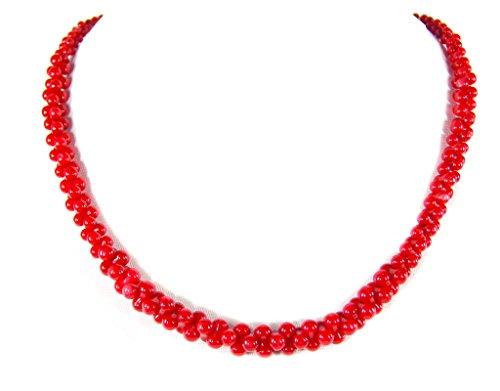 Wunderschöne Halskette aus Korallen