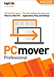 Laplink PCmover Professional | Instant Download | 5 Use | Moves Applications, Files, and Settings to Your New PC