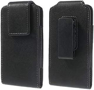 DFV mobile - Magnetic holster case belt clip rotary 360 for BBK Vivo S1 Pro (2019) - Black