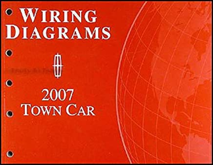 2007 Lincoln Town Car Original Wiring Diagrams: Lincoln ... on
