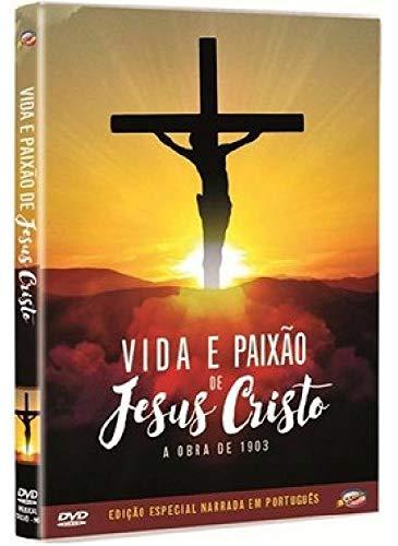 Dvd Vida E Paixão De Jesus Cristo - Madame Moreau