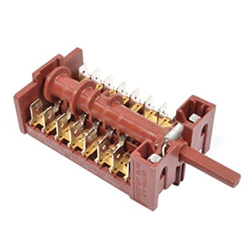Spares2go 16posición selector interruptor para Techwood horno cocina