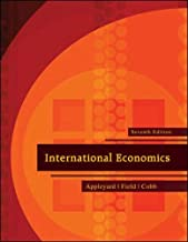 Best appleyard field cobb international economics Reviews