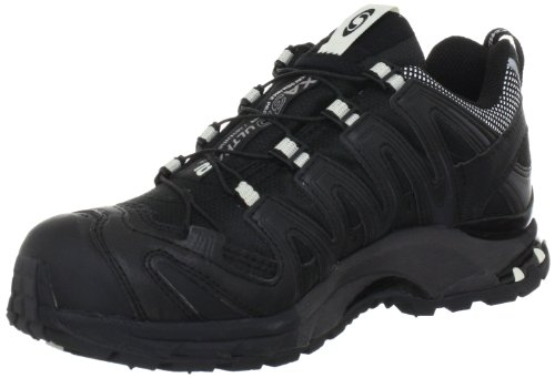 Salomon XA Pro 3D Ultra 2 GTX® L30894400 Damen Sportive Sneakers, Schwarz (Black/Asfalt/Light Grey), 36 EU