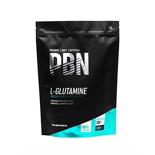 PBN - Premium Body Nutrition L-Glutamin, 500g-Beutel