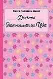 Dieses Notizbuch gehört der besten Stationsschwester der Welt: blanko Notizbuch   Journal   To Do Liste für Stationsschwestern und Krankenschwestern - ... Notizen - Tolle Geschenkidee als...
