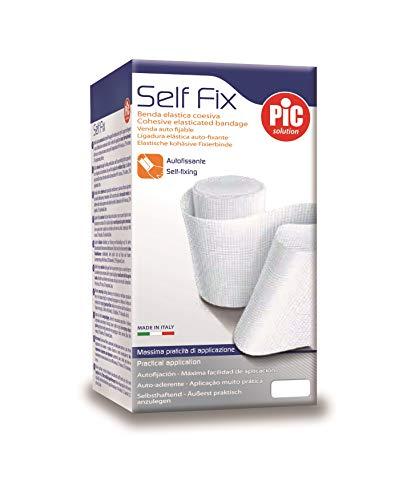 Pic solution Self Fix Benda Elastica Coesiva, 2000 Cm Lunghezza X 10 Cm Larghezza