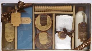 La Bella Provincia Honey Vanilla 7 Piece Body Care Set