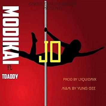 JO (feat. Tdaddy)