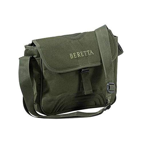 BERETTA B-Wild - Custodia per cartucce, Misura M, Colore: Verde Scuro