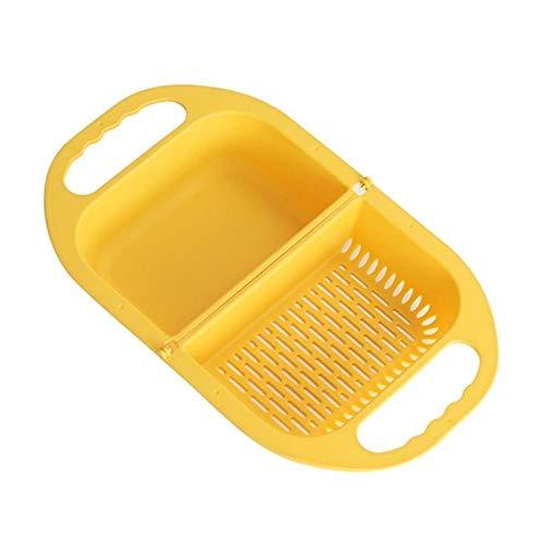 ASD Ablaufkorb Schüssel Waschen Küche Sieb Gemüse Obst Nudel Mode waschen Küche Zubehör Werkzeug 4