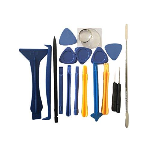 18 in 1 Öffnung Werkzeug Metall Prying Bar Smartphone Disassemble Repair Tools Kit für das Hand-Werkzeug-Set
