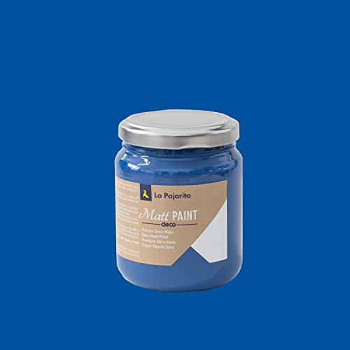La Pajarita 101537 Pintura Beau Bleu 175 ml