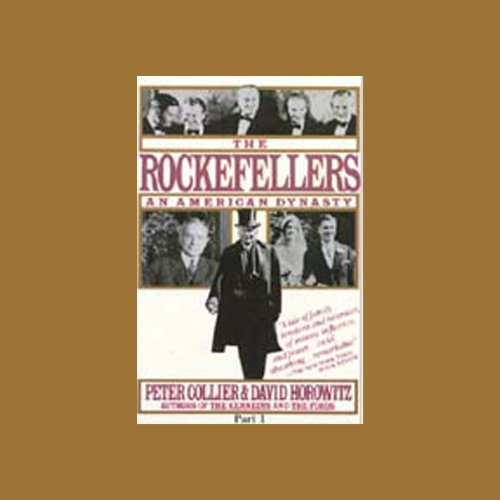 The Rockefellers audiobook cover art