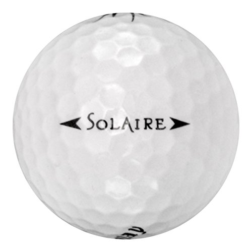 Callaway 48 Solaire - Value (AAA) Grade - Recycled (Used) Golf Balls