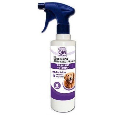 Qm Insecticida Dixie 500 ml Antiparasitario Externo