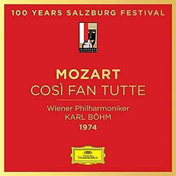 Mozart: Così fan tutte, K. 588