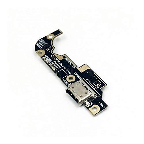 HDHUIXS Compatibilidad Nuevo Cable de Carga USB Cinta Junta Muelle del Cargador del Conector de Puerto Flex For ASUS Zenfone 3 ZE552KL Profesional