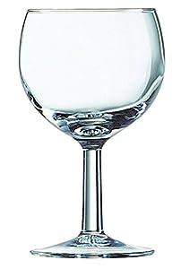 Luminarc Copa de Vino Ballon, Paquete de 6, 8 cm