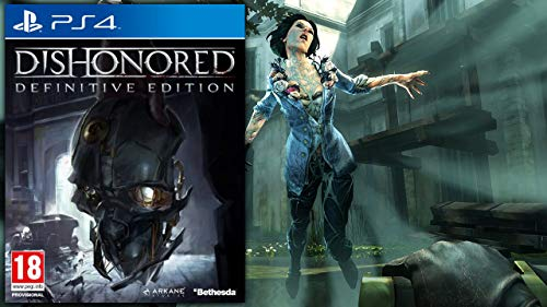 GIOCO PS4 DISHONORED DE