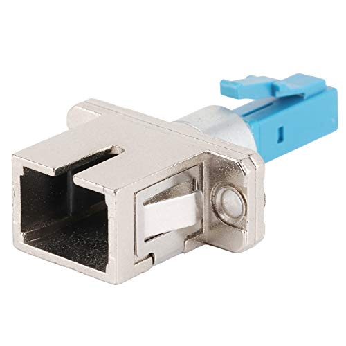 CHICIRIS Suministros industriales, práctico acoplador de Fibra óptica Estable Resistente al Desgaste, para el hogar de la Industria de la fábrica de Fibra
