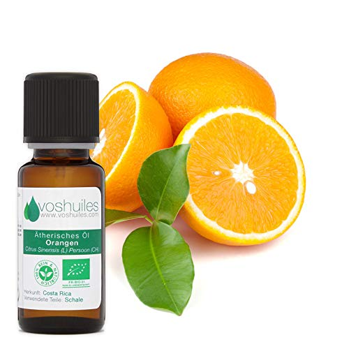 Ätherisches Öl - Ätherische Bio-Orangenöl - 10ml