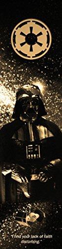Darth Vader Star Wars Bookograph Metal Bookmark