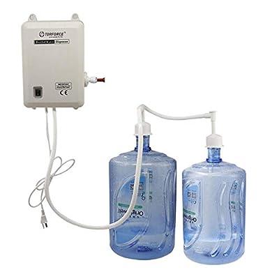 TRIFORCE Bottled Water Dispenser Pump System for Coffee Brewer Ice-Maker Refrigerator