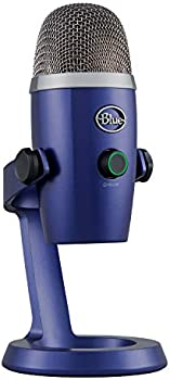 Blue Yeti Nano USB Microphone for Gaming, Streaming & Recording