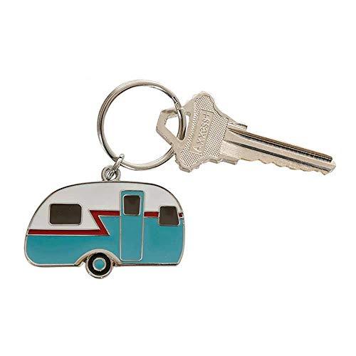 Toysdone Retro Camper Keychain