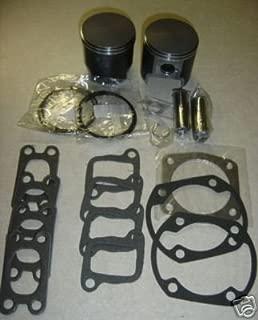 Rotax 377 Top End Rebuild Kit O/s Bore 62.25 Mmm
