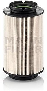 فلتر وقود PU 936/2 X خالٍ من المعدن (عبوة من 2) من Mann-Filter